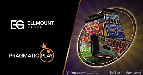 Pragmatic Play delivers multiple products to Ellmount Gaming