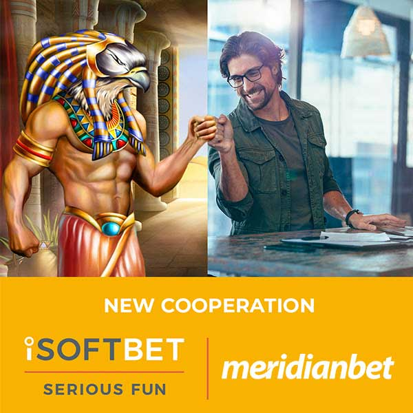 iSoftBet inks global content deal with MeridianBet