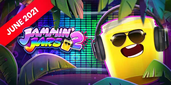 Push Gaming announces summer launch for Jammin' Jars 2