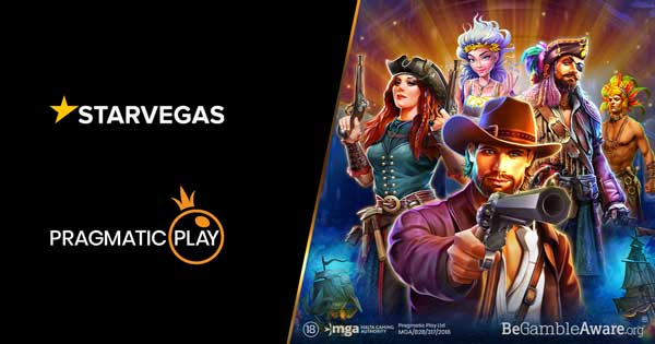 Pragmatic Play rolls out slots with StarVegas.it