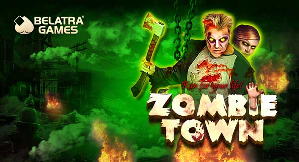 Belatra releases infectious Zombie Town slot