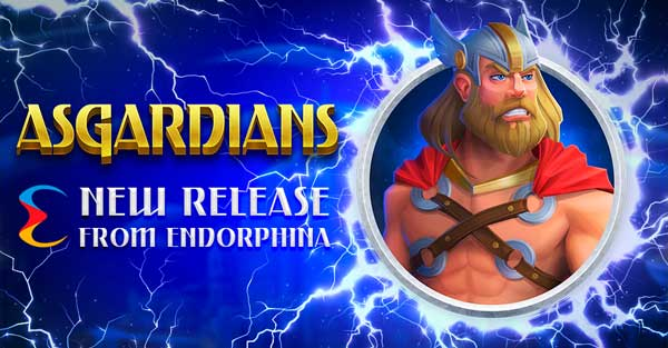 Endorphina releases Asgardians online slot