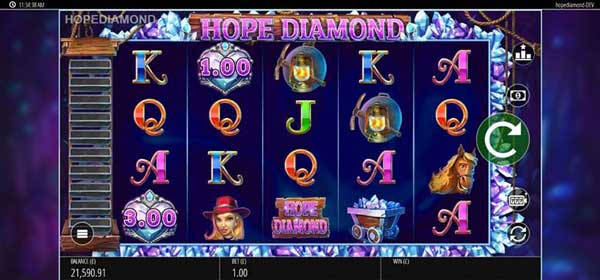 The prospects are high in Blueprint's Hope Diamond