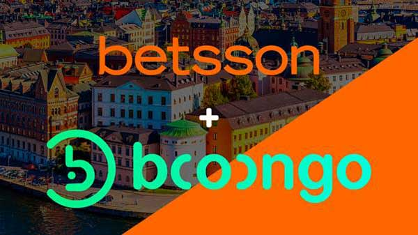 Booongo signs Betsson partnership
