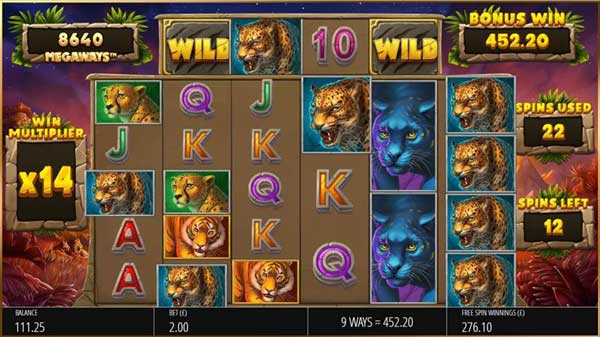 Blueprint Gaming set for exotic adventure with Big Cat King Megaways™
