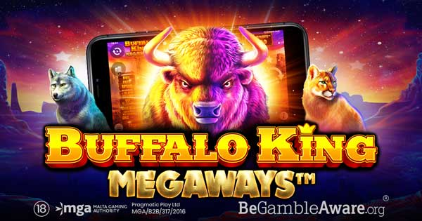 Pragmatic Play revamps a classic in Buffalo King Megaways™