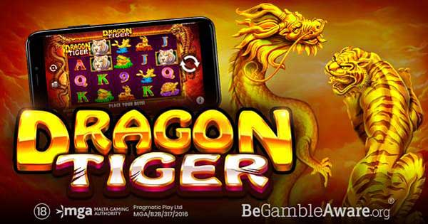 Pragmatic Play releases roaring with Dragon Tiger