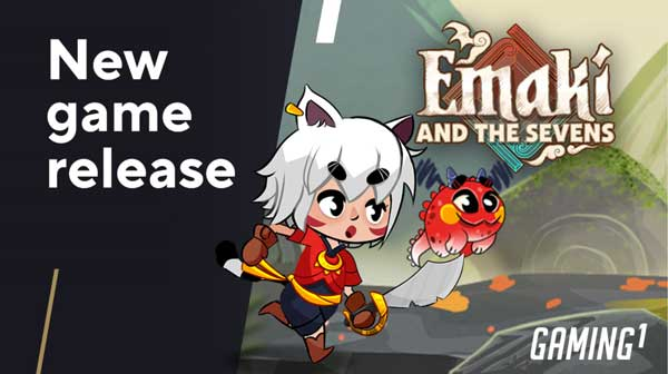 GAMING1heads off on an epic Eastern adventure in Emaki and The Sevens