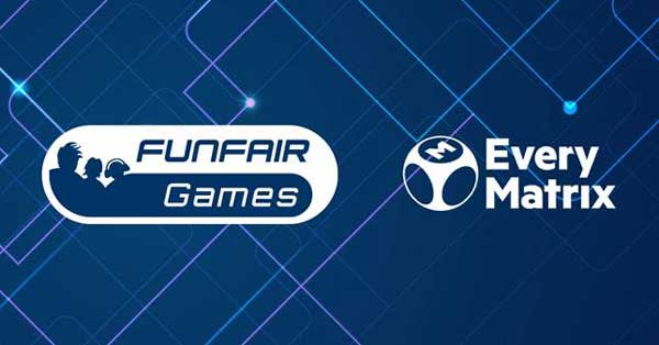 EveryMatrix signs RGS Matrix partnership with FunFair Games
