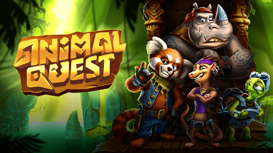 Evoplay Entertainment takes a walk on the wild side in Animal Quest