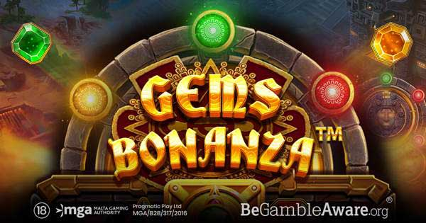 Pragmatic Play unveils dazzling new hit : Gems Bonanza