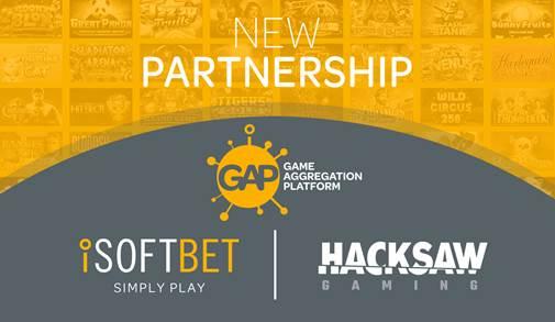 Hacksaw Gaming signs iSoftBet platform agreement