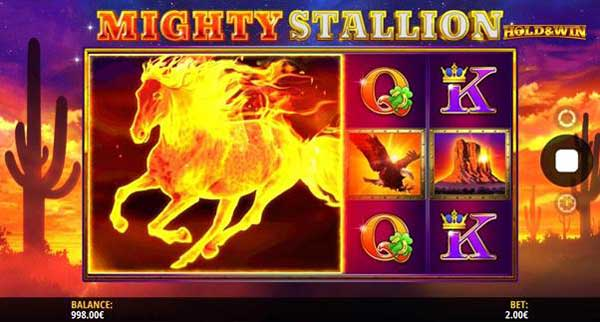 iSoftBet saddles up for thrilling adventure in Mighty Stallion Hold and Win
