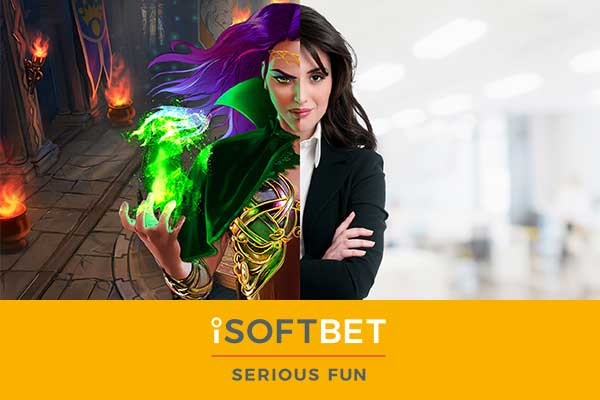iSoftBet places 'Serious Fun' at heart of new brand manifesto