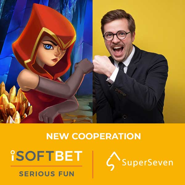 iSoftBet offers extended gamification experience with SuperSeven deal