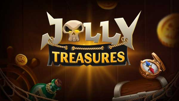 EvoplayEntertainment hoists the mainsail with Jolly Treasures