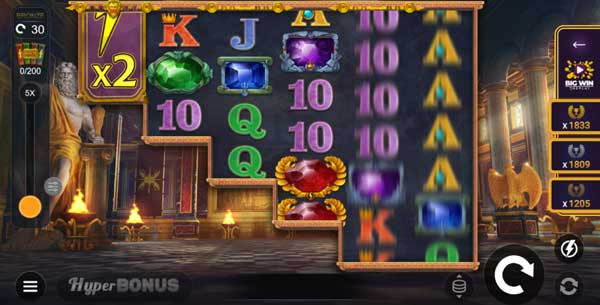 Kalamba Games shares the glamour and riches of ancient Rome in Jewels of Jupiter