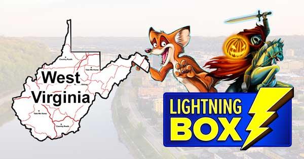 Lightning Box live in West Virginia