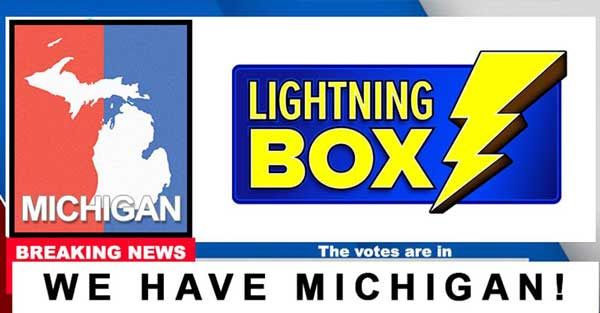 Lightning Box now live in Michigan