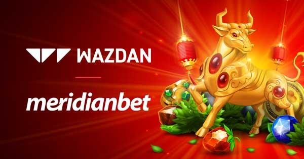 Wazdan makes Balkan debut with MeridianBet
