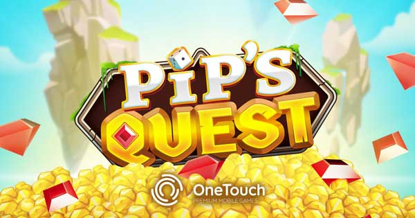 OneTouchlaunches thrilling new slot Pip's Quest
