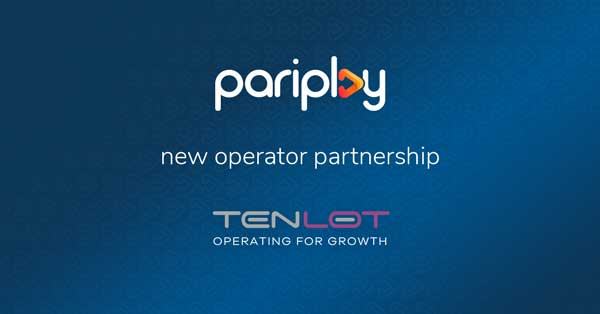 Pariplay signs agreement with lottery operator Tenlot Group
