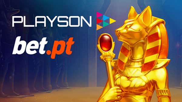 Playson set for Portuguese expansion with Bet.pt partnership