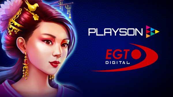 Playson extends reach with EGT Digital