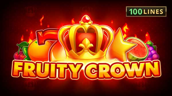 Playson cordially invites players to revel in latest slot Fruity Crown