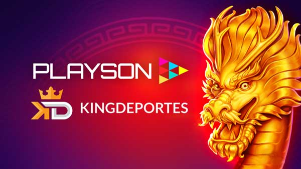 Playson takes LatAm growth to new level with King Deportes