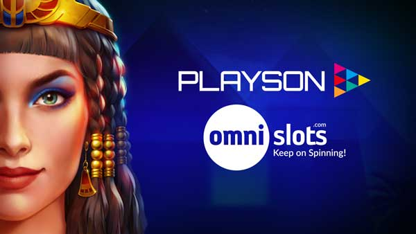 Playsonsigns distribution deal with OmniSlots