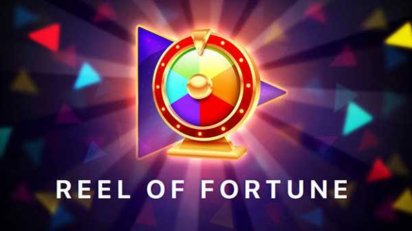 Playsonreinvents the reel with Reel of Fortune