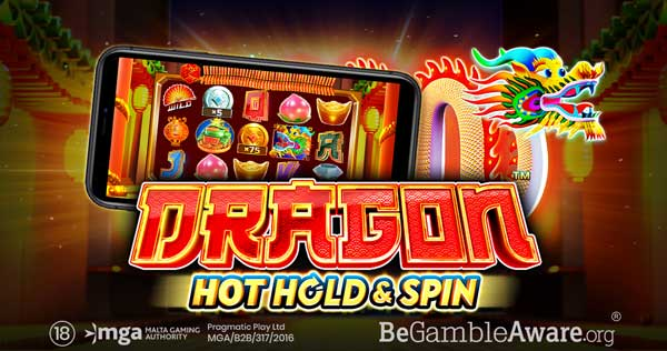 Pragmatic Play delivers smouldering masterclass in Dragon Hot Cold and Spin™