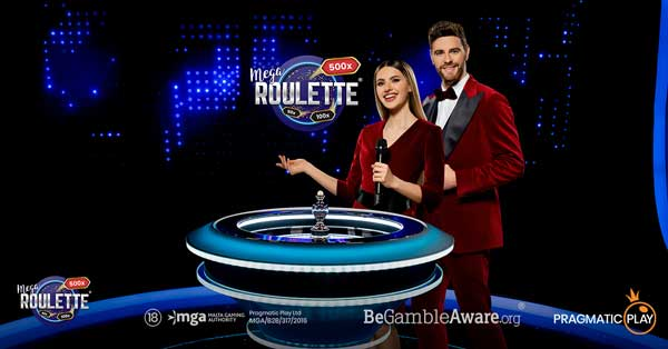 Pragmatic Play rolls out the ultimate roulette experience Mega Roulette