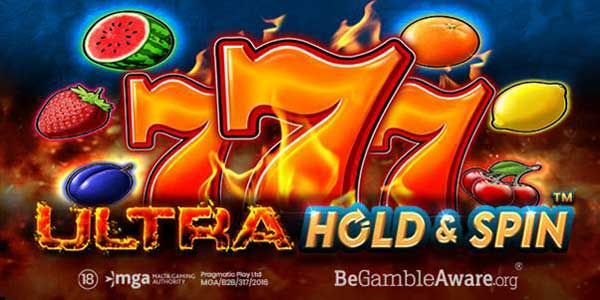 Pragmatic Play releases another classic: Ultra Hold and Spin