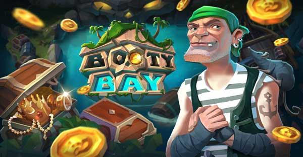Treasure ahoy courtesy of Push Gaming and Booty Bay