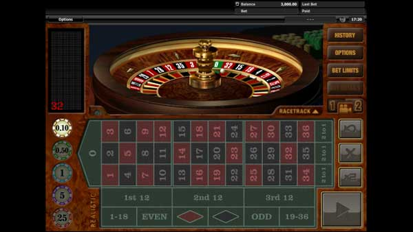 Realistic Games releases low stakes table games
