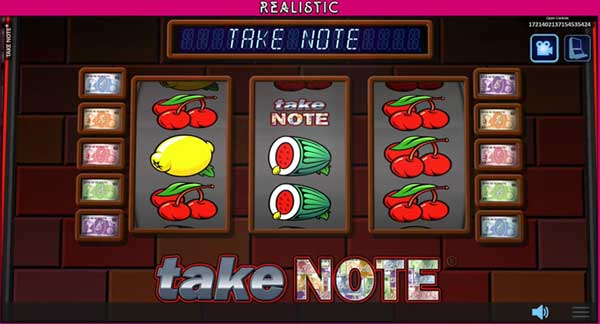 Realistic Games ramps up winning potential in Take Note