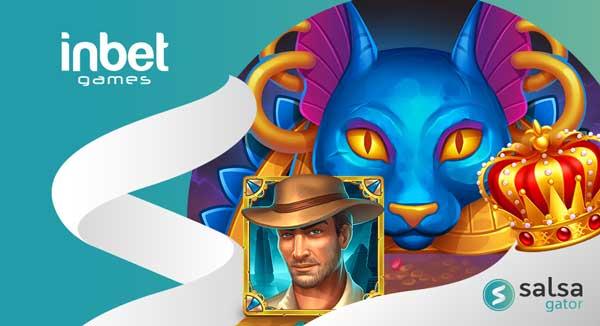 InBet Games go live on the Salsa Gator platform