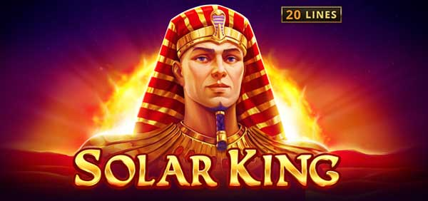 Playson hails new ruler in latest release Solar King