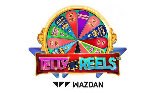 Wazdan switches on new slot Telly Reels™