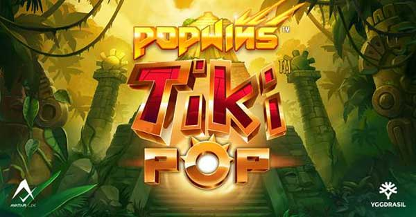 Yggdrasil and AvatarUX launch explosive new hit TikiPop™