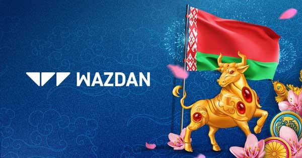 Wazdan games certified for Belarus