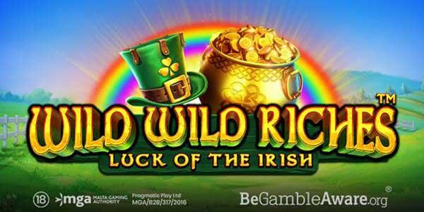 Pragmatic Play Releases Irish-Themed Wild Wild Riches