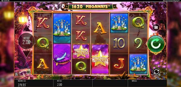 Iconic fairy godmother returns in Blueprint Gaming's Wish Upon a Jackpot Megaways™