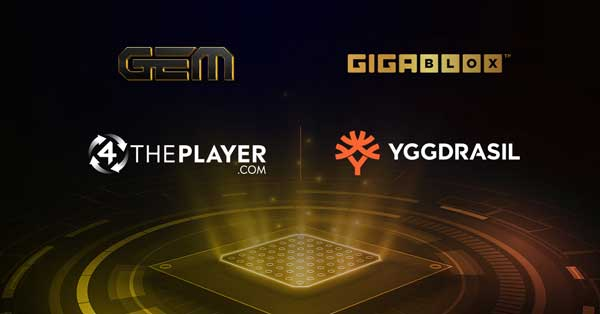 4ThePlayer to leverage Yggdrasil's GEM offering