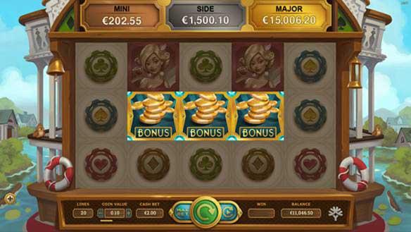 Yggdrasil adds new cross-jackpot thriller Jackpot Express to its popular Jackpot games portfolio