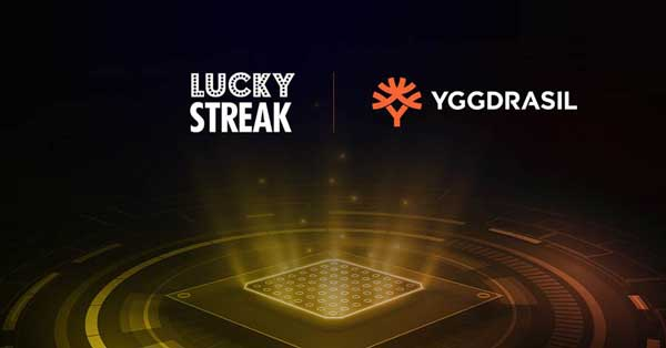 LuckyStreak becomes the latest Yggdrasil Franchise partner