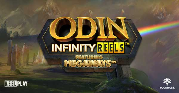 Yggdrasil and ReelPlay release Asgardian adventure Odin Infinity Reels™ Megaways™
